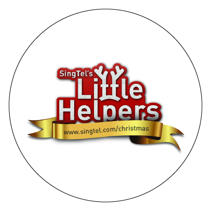 Singtel Little Helpers