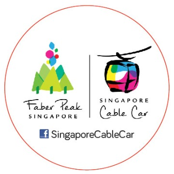 Singapore Cable Car 32mm